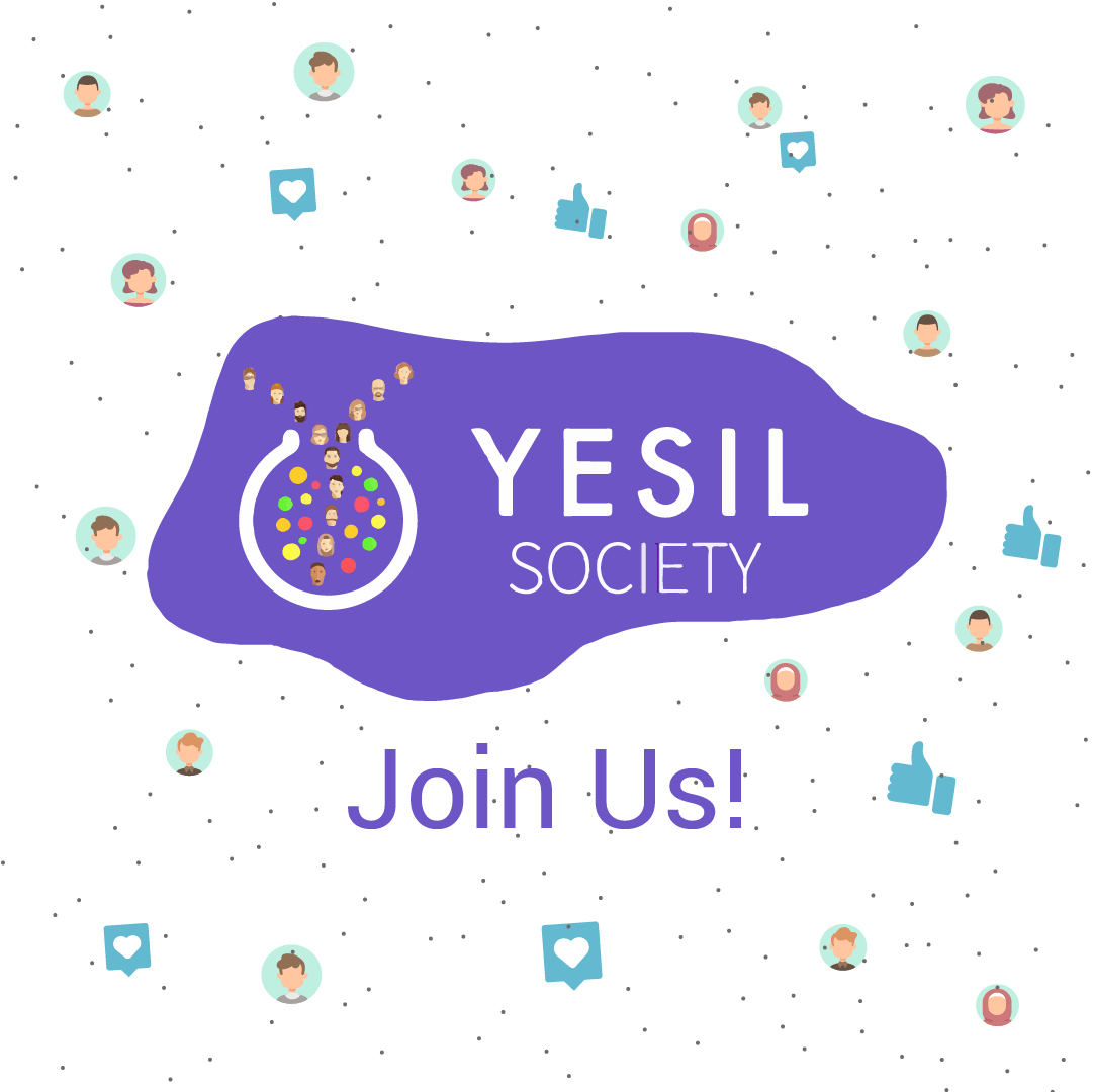 Join the society !